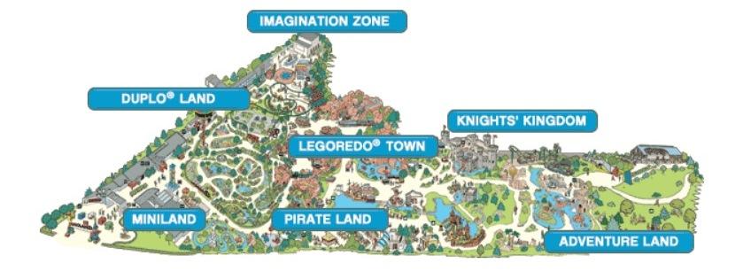 Legoland Park Es Parkbelepo Ar Tensi Holiday